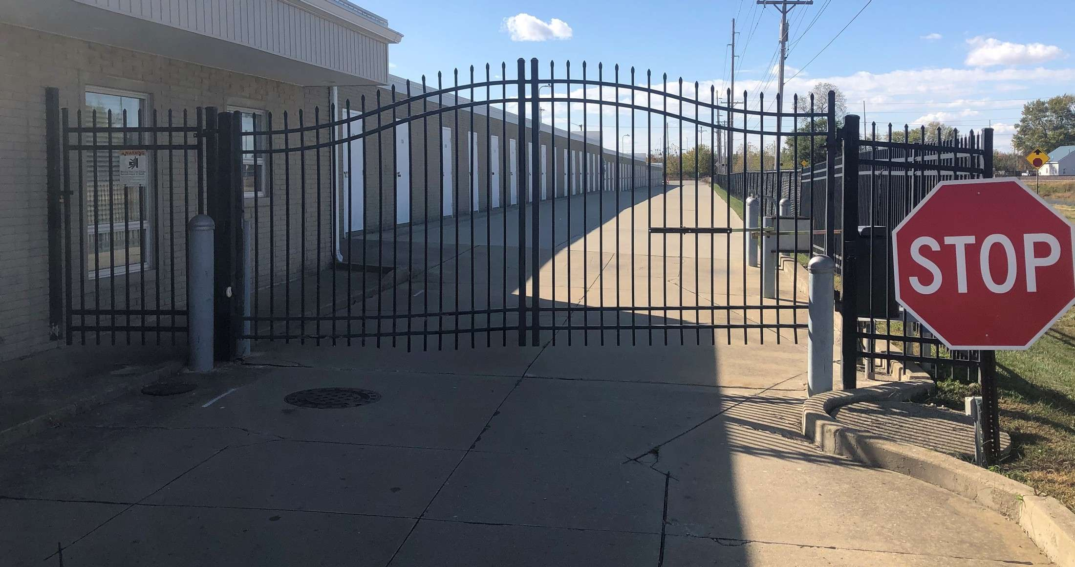 A1 U Store It Springfield Gate