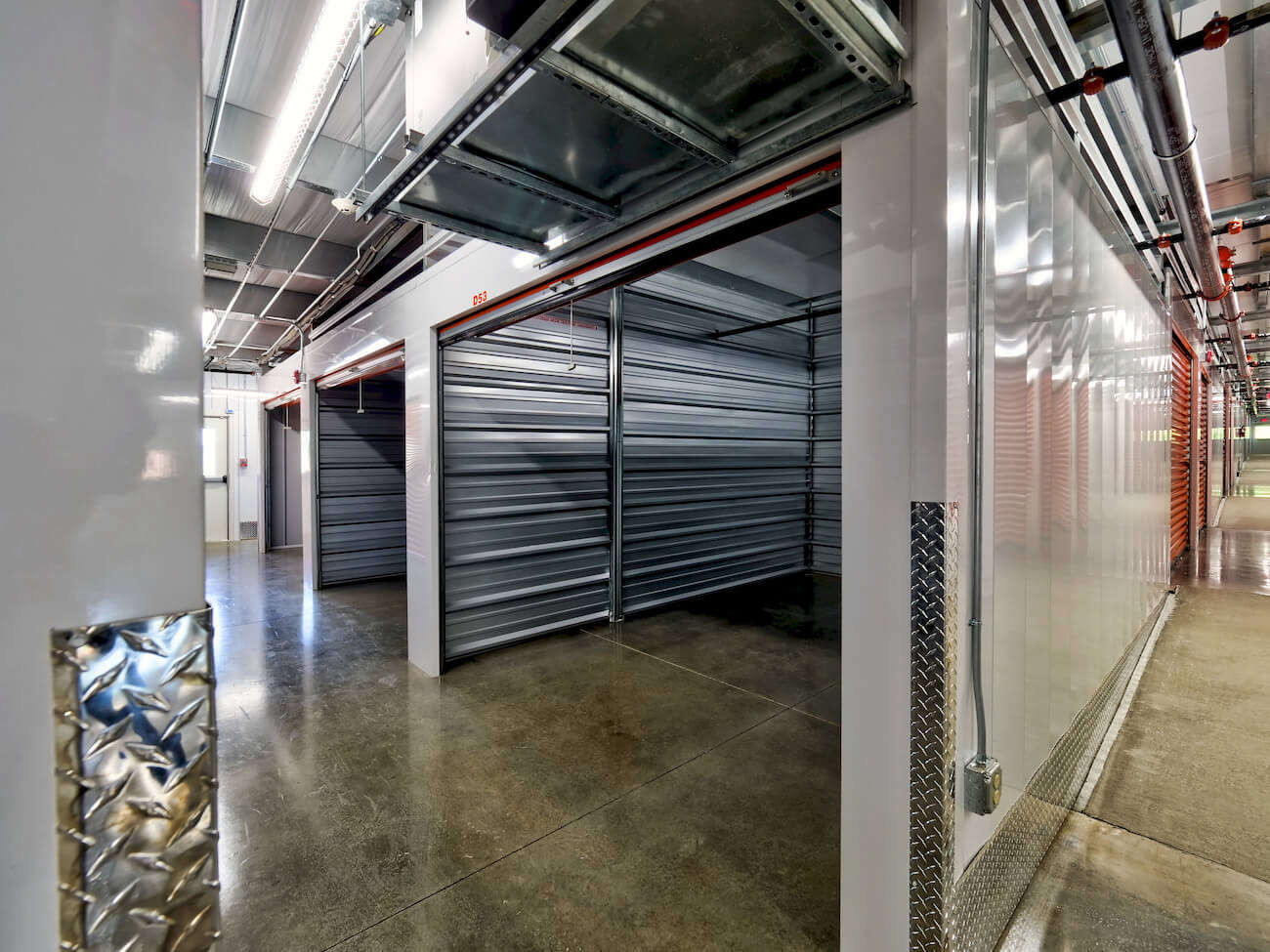 Large Commercial Storage in Knoxville TN  Chapman Self Storage