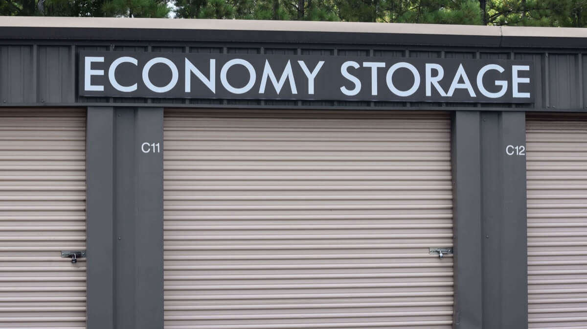 Economy Storage Raleigh Unit