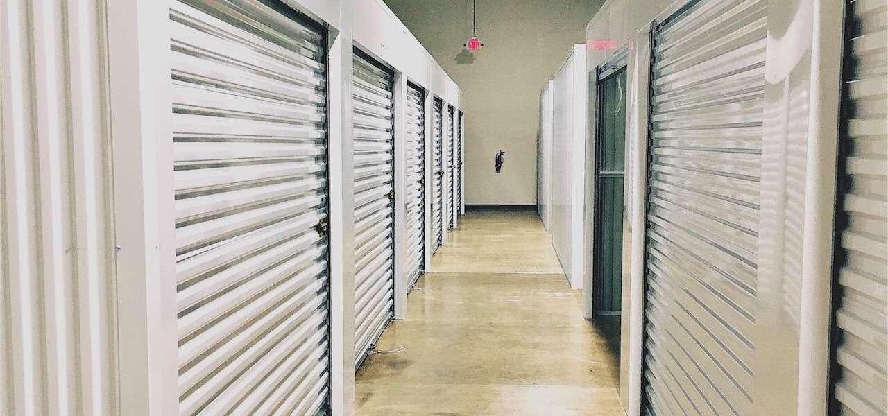 Hillsborough Self Storage Interior corridor3
