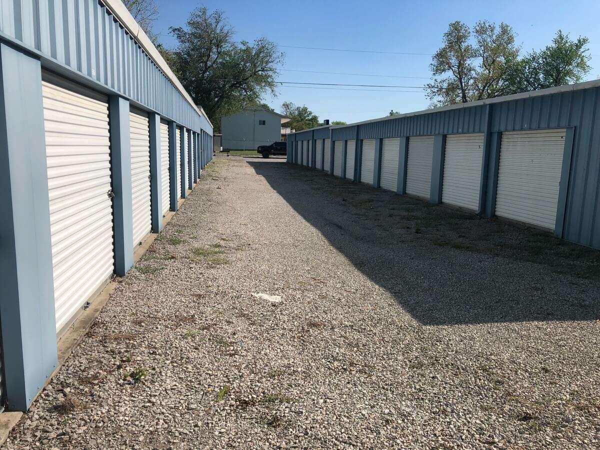 Near Me Storage Sapulpa Exterior units perspective