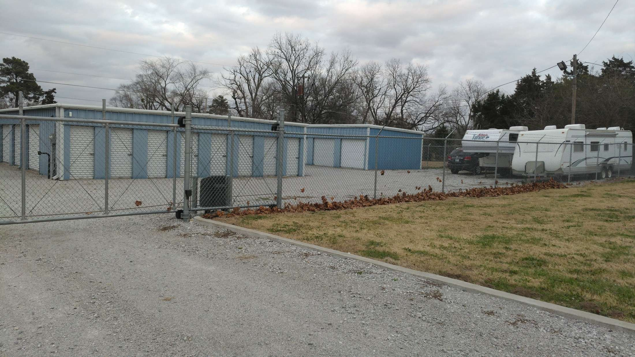 Near Me Storage Sapulpa View with Parking