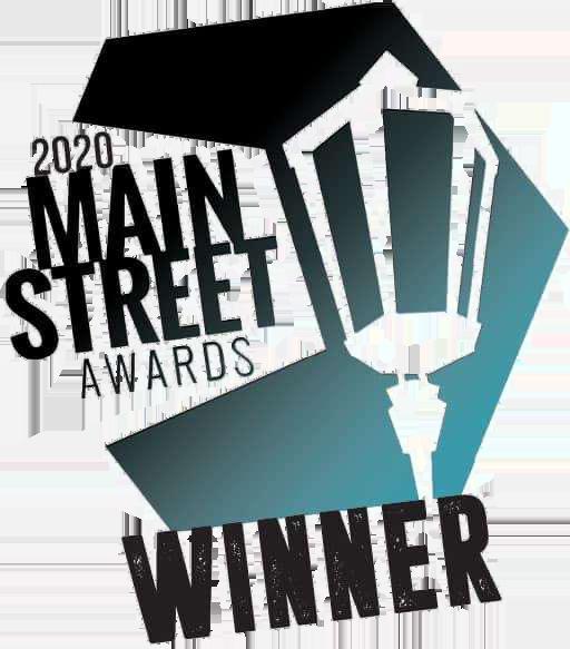 Synergy Storage Main Street Awards Winner